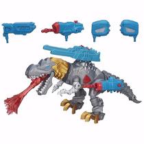 Transformers Hero Mashers Electronic Grimlock De Hasbro