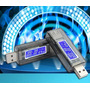 Detector Medidor Energia Voltímetro Amperímetro Tester Usb P