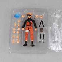 Action Figure Naruto Uzumaki - Frete Grátis Articulado