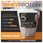 Whey Proten 5w 2kg - Infinity Labs (way Wey Isolado)