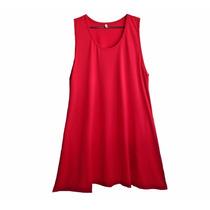 Vestidos Remerones Super Económicos Lisos De Modal