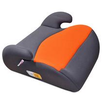 Assento Booster Para Auto Bebê Cinza E Laranja 15 A 36kg