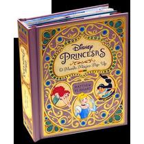Novo Livro Disney Princesas O Mundo Mágico Pop-up