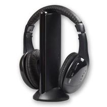 Auriculares Inalambricos Tv Pc Mp3 5 En1 Mejor Precio