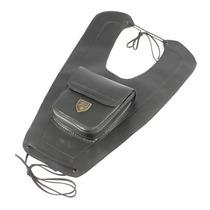 Protetor De Tanque Em Couro Liso Moto Kasinski Mirage 150