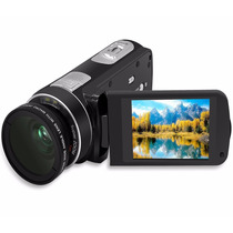 Videocámara Seree Hdv-m6 Full Hd 1080p Beauty Face Max. 24mp