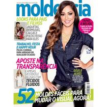 Revista Molde E Cia N. 93 - Moldes Para Corte E Costura
