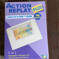 Sega Saturn Actión Replay 4m Plus ( Nuevo)+ Envio