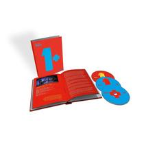 The Beatles Edicion Limitada 1 Uno Disco Cd + 2 Dvd