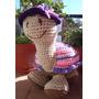 Tortuga Amigurumi - Muñecos Tejidos A Crochet
