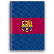 Caderno 1/4 Capa Dura Brochura 96 Folhas Barcelona Neymar