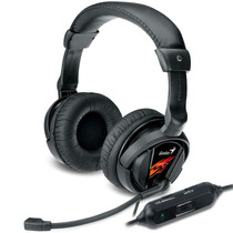 Auricular Genius Hs-g500v Microfono Vibracion Gamer Envio