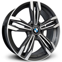 Roda Bmw M6 Gran Coupe 18x7 4 Ou 5 Furos Civic Corolla Etc