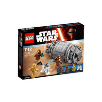Lego Star Wars Droid Escape Pod Y Carbon-freezing Chamber!!!