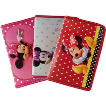Tablet Infantil Educativo Interativo + Capa Minnie + Brinde