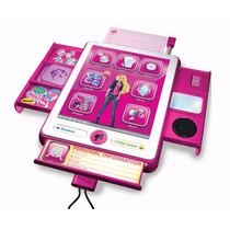 Barbie My B-book Conecta Tu Mp 3 Tablet Interactivo Ipad