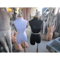Maniquies Alta Costura Modelo 1/4 De Pierna