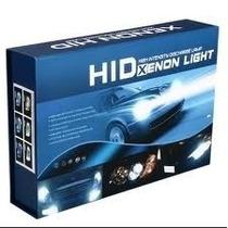 Luces Hid H4 8000k Xenon Light Altas Y Bajas Mecanizadas