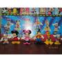 Mickey Set X 6 Muñecos Ideal Para Tortas Exelente Calidad