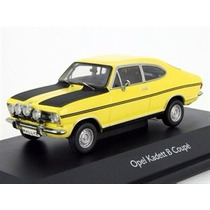 Miniatura De Opel Kadett B Coupé Rallye 1900 1:43 Schuco