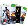 Jogo Battlefield 4+filme Tropa De Elite Xbox360 Mídia Física
