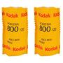 2 Rollos 120 Kodak Portra 800 Pelicula Formato Medio A Color