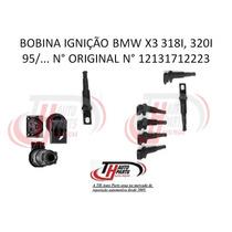 Bobina Ignição Bmw X3 318i, 320i 95/... N° Original N° 12131