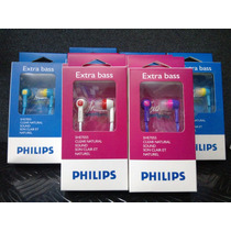 Auriculares Ean Air Philips Extra Bass She7055