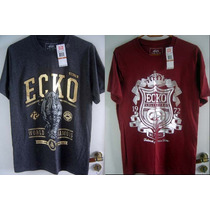Camisa Ecko Unltd Original Eua Coleção Adulto P Nova Hurley