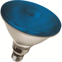 General Electric Par 38 230v 80w Lampara Color E27 Par38