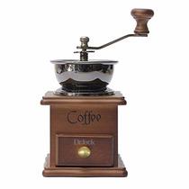 Molino Moledor De Café Manual Dr. Luck Alta Calidad