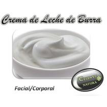 Crema Leche De Burra Hidratante Piel Joven Y Madura Granel