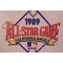 Cojin Estadio 1989 All Star Game California Angels Baseball