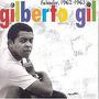 Cd Gilberto Gil - Salvador 1962-1963 (usado-otimo)