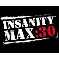 Insanity Max:30 Deluxe 13 Dvds - Envio Gratuito