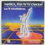 America Esta Es Tu Cancion / 15 Triunfadres 1 Disco Lp Vinil