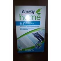 Detergente En Polvo Ropa Sa8 Amway 1 Kilo