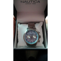 Reloj Náutica Cronómetro