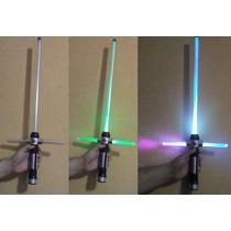 1 Espada Brinquedo Sabre Luz Star Wars Guerra Estrelas 68cm
