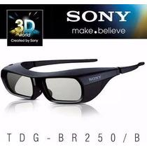 Óculos 3d Para Tv 3d Sony Kdl-40r355b Recarregável Original