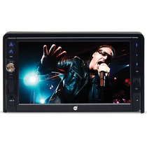 Dvd Player Automotivo 7 - 2-din / Double-din - Bluetooth