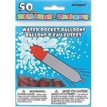 Agua Bomb Globos 50 Paquete