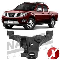 Bandeja De Suspensao Inferior Esquerda Nissan Frontier 2015