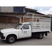 Nissan Pick Up Estaquitas