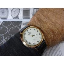 Relógio Universal Geneve Polerouter Gilt Shadow Extra Fino