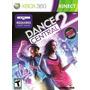 Jogo Dance Central 2 Ntsc Original Xbox 360 Pelo Menor Preço