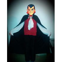 Disfraz De Dracula Hombre