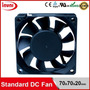 Micro Ventilador 70x70x20mm Fan Cooler 12v 70mm Pwm 4 Fios