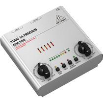 Behringer Mic100 Tube Ultragain Pré Ampl Valvulado Frete0