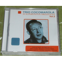 Trio Cocomarola 20 Superexitos Originales Vol. 2 Cd Sellado